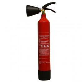 Extintor de CO2 2kg A34BC